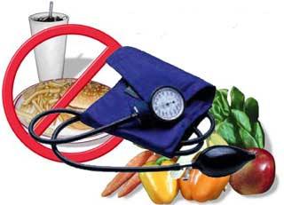 продукты каторые нельзя есть при высоком давлении
