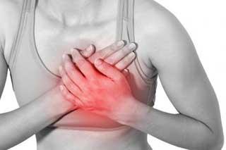boli v oblasti serdca - Кои патологии можат да предизвикаат чувство на печење во срцето