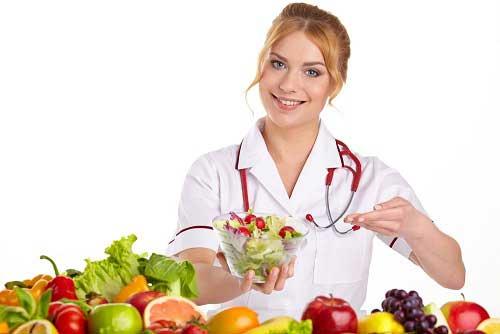 врач и еда