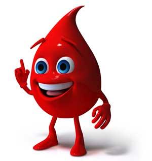 капля крови