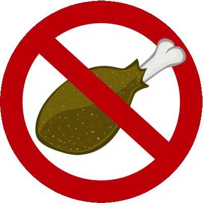 запрет жирной еды